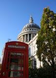 大教堂伦敦保罗s st 图库摄影