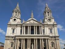 大教堂伦敦保罗st 免版税库存照片