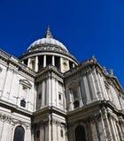 大教堂伦敦pauls st英国 免版税库存图片