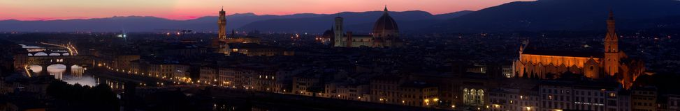 大教堂佛罗伦萨意大利托斯卡纳 图库摄影