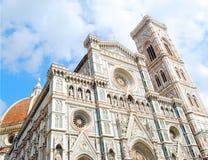 大教堂佛罗伦萨 免版税库存照片