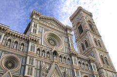 大教堂佛罗伦萨 免版税图库摄影