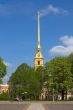 大教堂保罗・彼得 免版税图库摄影