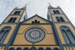 大教堂保罗・彼得圣徒 库存照片