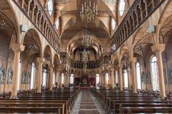 大教堂保罗・彼得圣徒 免版税库存照片