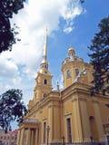 大教堂保罗・彼得 免版税库存照片