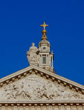 大教堂保罗s st 免版税库存图片