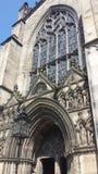 大教堂入口 库存照片