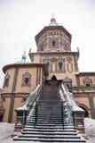 大教堂喀山保罗・彼得 库存照片