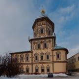 大教堂喀山保罗・彼得・俄国 库存图片