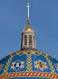 大教堂国家寺庙 图库摄影