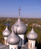 大教堂圆屋顶 库存照片