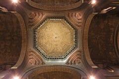 大教堂圆顶 免版税库存图片