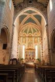 大教堂圣・维罗纳季诺 库存照片