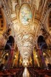 大教堂圣地亚哥de智利 免版税库存图片