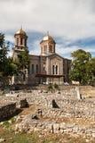 大教堂圣徒传道者Petru和保罗 免版税库存图片