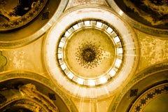 大教堂圣洁sophia 免版税库存照片