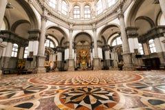大教堂圣玛丽亚della致敬- Venezia意大利 图库摄影