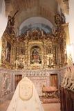 大教堂圣玛丽亚Maior de里斯本,葡萄牙 库存图片
