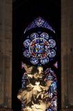大教堂圣皮埃尔博韦-内部08 免版税库存照片