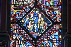 大教堂圣皮埃尔博韦-内部13 免版税库存图片