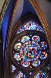 大教堂圣皮埃尔博韦-内部15 免版税图库摄影