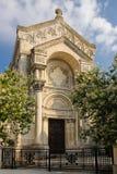 大教堂圣马丁de Tours 浏览 法国 免版税库存图片