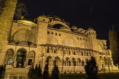 大教堂在伊斯坦布尔 免版税库存照片