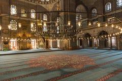 大教堂在伊斯坦布尔 库存照片
