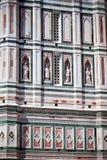 大教堂在佛罗伦萨,托斯卡纳,意大利 免版税库存图片