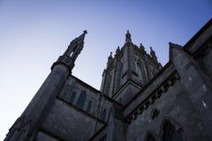 大教堂在基尔肯尼 库存图片