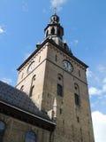 大教堂在奥斯陆,挪威 免版税库存照片