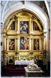 大教堂在布尔戈斯,西班牙 免版税库存照片