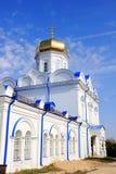 大教堂在Elets 图库摄影