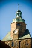 大教堂在Gorzow Wielkopolski 库存图片