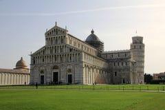 大教堂在Piza 免版税库存照片