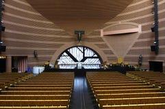 大教堂埃夫里法国 免版税图库摄影