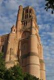 大教堂塔 免版税库存照片
