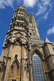大教堂塔 免版税库存图片