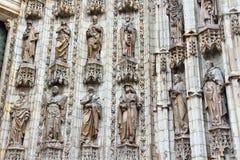 大教堂塞维利亚 库存图片