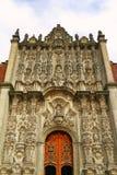 大教堂墨西哥城VIII 免版税库存照片