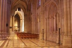 大教堂大厅 库存图片