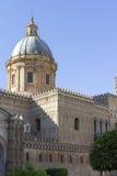 大教堂巴勒莫 库存照片