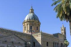 大教堂巴勒莫 库存图片