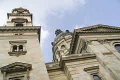 大教堂布达佩斯匈牙利s st斯蒂芬 库存照片