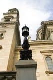 大教堂布达佩斯匈牙利s st斯蒂芬 免版税图库摄影
