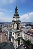 大教堂布达佩斯圣徒斯蒂芬 免版税图库摄影