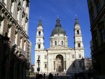 大教堂布达佩斯s 免版税库存图片