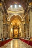 大教堂彼得s st 库存照片