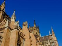 大教堂悉尼 库存图片